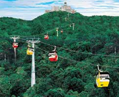 Genting Highlands Honeymoon Tour Package